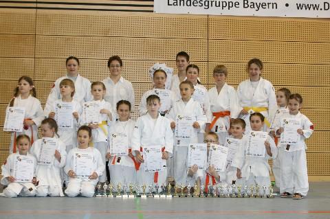 Die erfolgreichen Teilnehmer 2009 aus Feucht